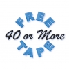 40 Or More Free Tape