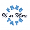 96 Or More Free Tape